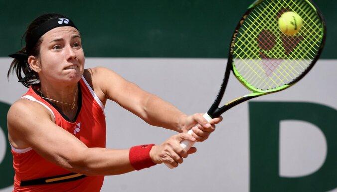 Sevastova atkārto savas karjeras labāko rezultātu 'French Open'