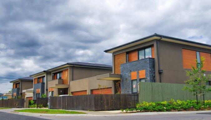 Radniecība arhitektūrā: dvīņu mājas un to aktualitāte mūsdienās