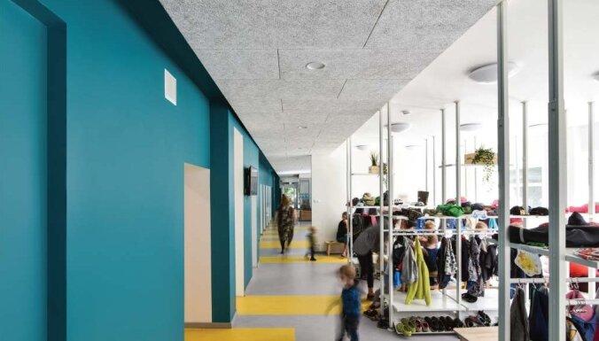 Labs telpu mikroklimats ar Latvijā ražotām griestu un sienu apdares plātnēm