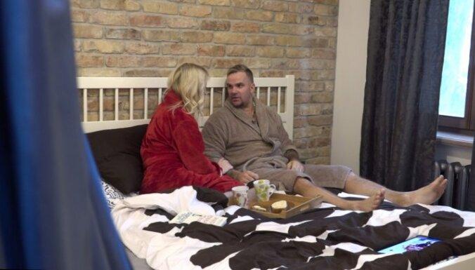 Televīzijā startē Kiviča un Skulmes attiecību šovs