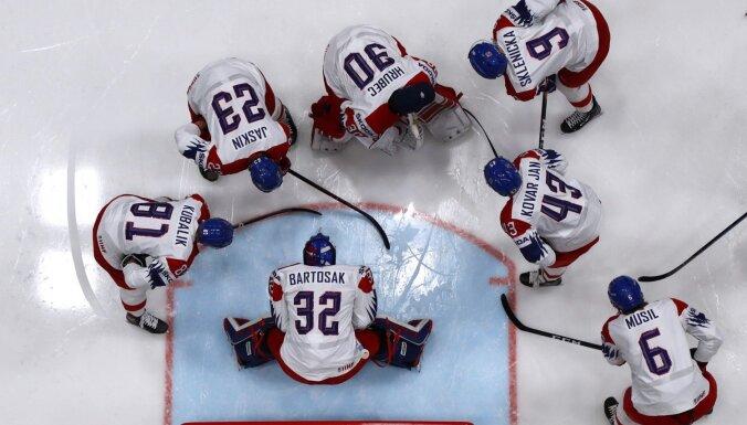 Čehijas izlases treneris: pret Latviju mūs negaida viegla pastaiga