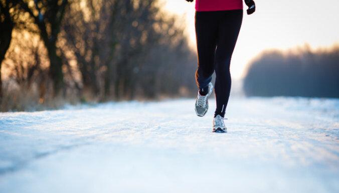 Skriet lietū, sniegā un salā. Kā sevi motivēt?