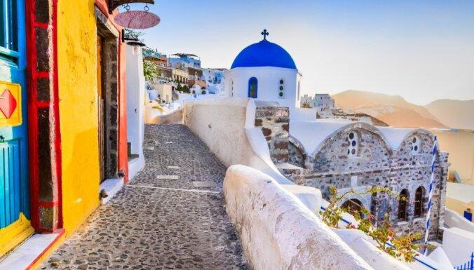 10 сказочно красивых городов и поселков Греции