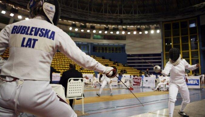 Rubļevska kvalificējas pasaules čempionāta modernajā pieccīņā finālam