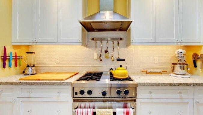 Tvaika nosūcējs virtuvē - gaumīgas idejas, kā to pieskaņot interjeram