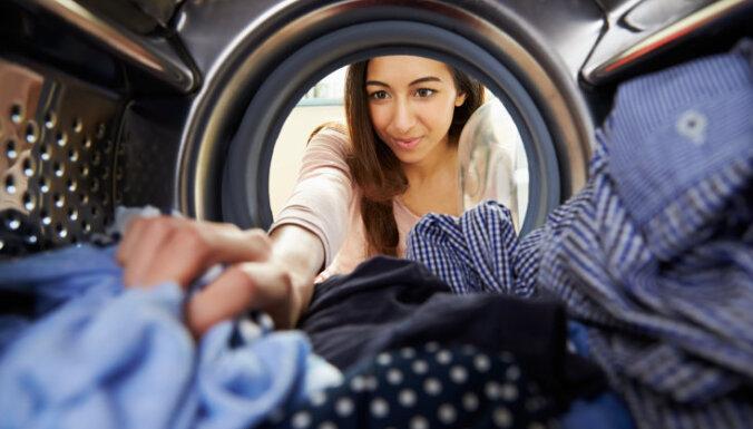 Насколько в стиральной машине можно оставить свежевыстиранное белье?