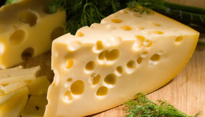 """В Оренбурге задержали более 20 тонн """"санкционного"""" латвийского сыра"""