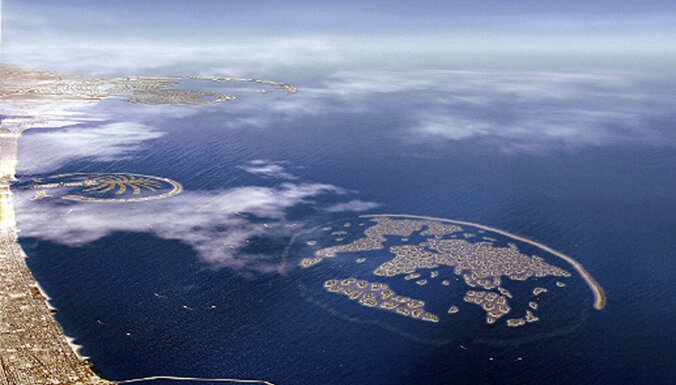 В Дубае возобновят строительство чудо-архипелага Мир