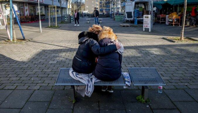 В Берлине появился киоск, в котором ничего не продают
