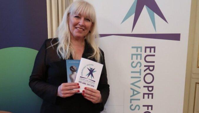 'Čello Cēsis' saņem Eiropas festivālu kvalitātes zīmolu