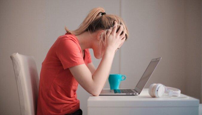 Neesi viens: psihologu bezmaksas konsultācijas tiešsaistē