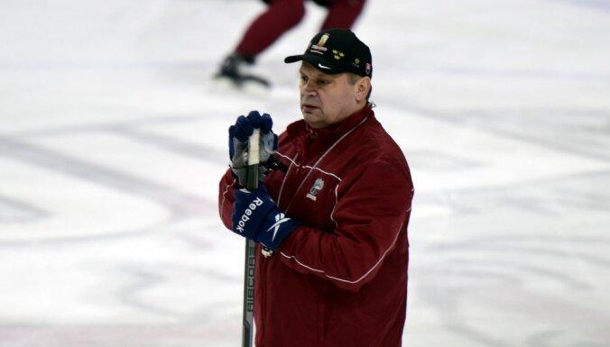 Leonīds Beresņevs: spēlēšana Rīgas 'Dinamo' vietu izlasē negarantē