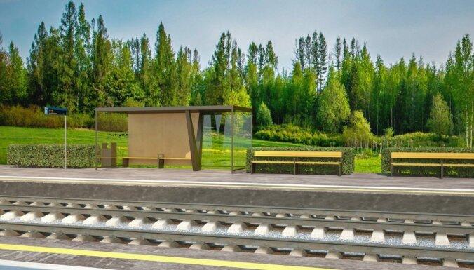 'Latvijas dzelzceļš' staciju un pieturas punktu modernizācijas iepirkumā saņemti septiņi piedāvājumi
