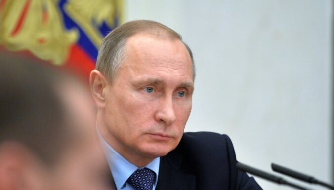 Avoti: ES lēmumu par sankcijām Krievijai varētu atlikt uz nākamo nedēļu