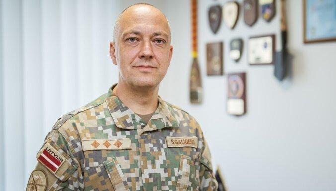 Sandris Gaugers: Pieci iemesli kļūt par karavīru