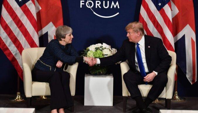 Bloomberg: Великобритания планирует убедить союзников выслать российских дипломатов