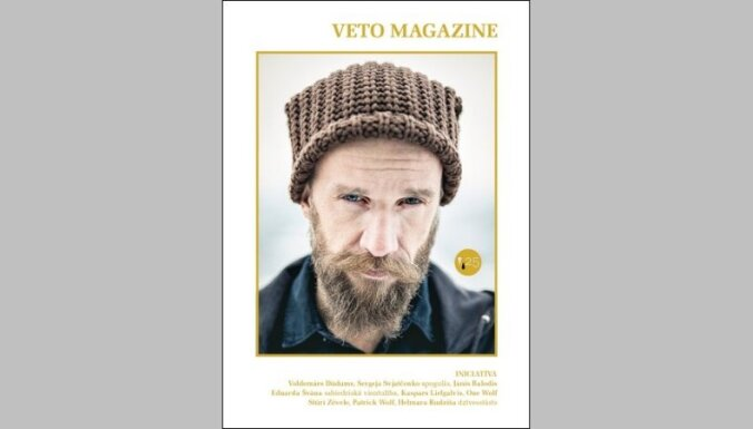 Iznācis 'Veto Magazine' dubultnumurs, tēma - iniciatīva