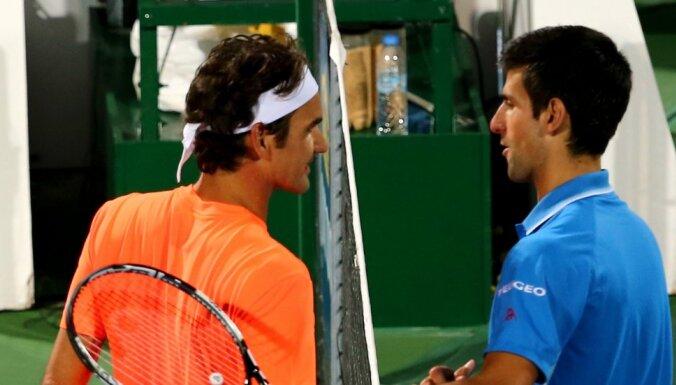 Федерер в 20-й раз победил Джоковича, Надаль обошел Сампраса и Бьорга