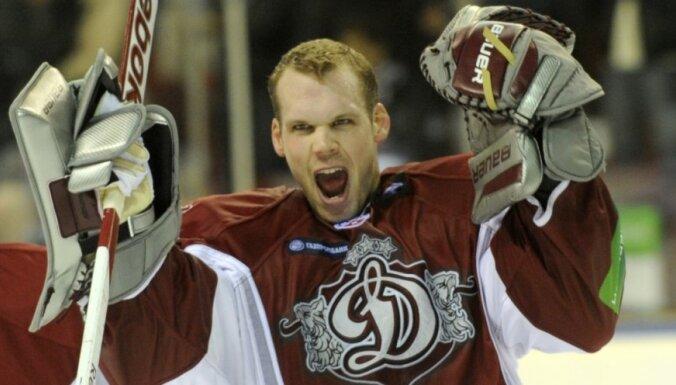 Rīgas 'Dinamo' izskatījusi arī Holta kandidatūru pastiprinājumam vārtsarga pozīcijā