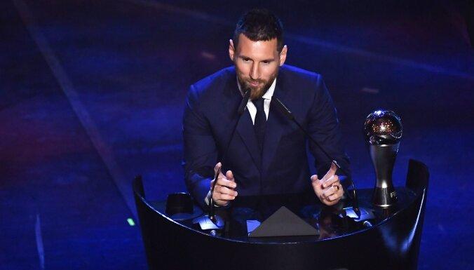 Месси — лучший футболист мира. Вот уже шестой раз