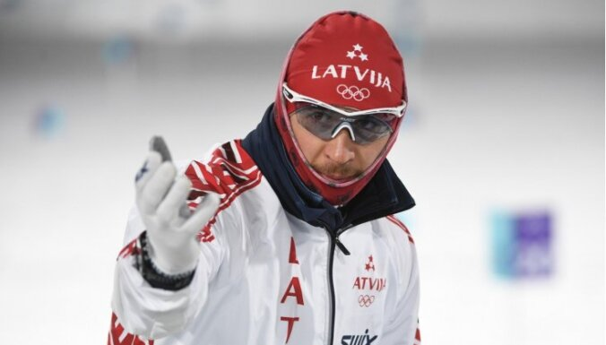 Расторгуев: организаторы правильно отменили спринт — холод был безжалостным