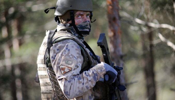 В латвийской армии будут созданы тайные спецотряды