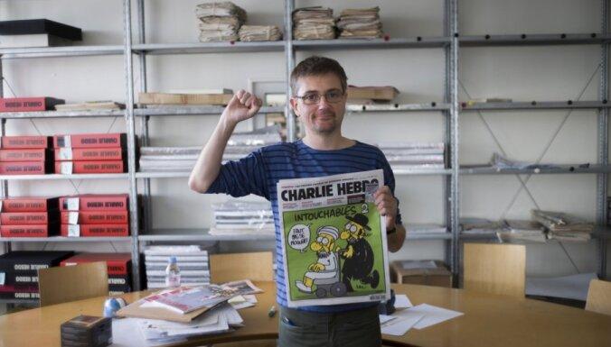 Французская газета опубликовала карикатуры на Мухаммеда