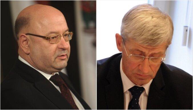 Bijušā Saeimas kancelejas vadītāja aizstāvis sašutis par krimināllietas skatīšanu slēgtās sēdēs