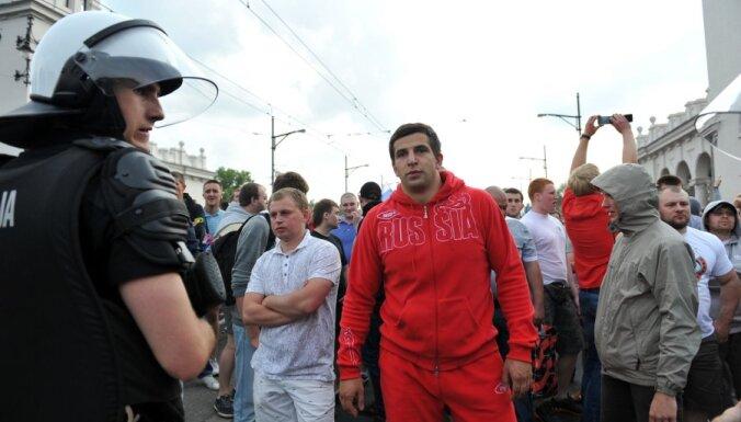 Вынесен приговор российским футбольным фанатам за избиение испанцев в Кельне