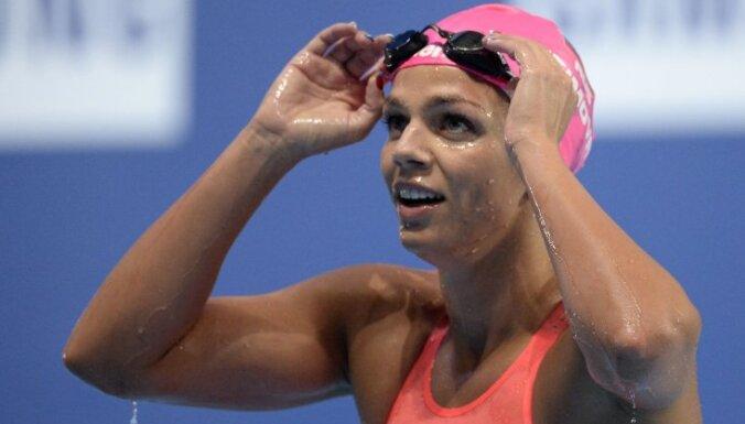 ВИДЕО: Ефимова принесла России первое золото на чемпионате мира-2015 по плаванию