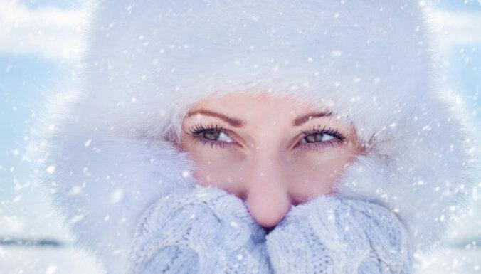 В ближайшую неделю в Латвии ожидаются трескучие морозы