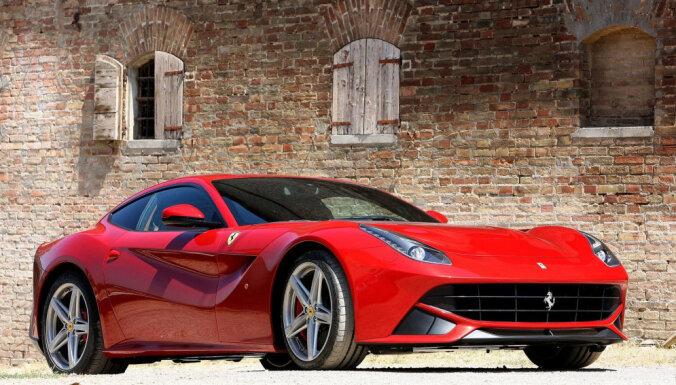 Источник: Ferrari проведет IPO в начале октября