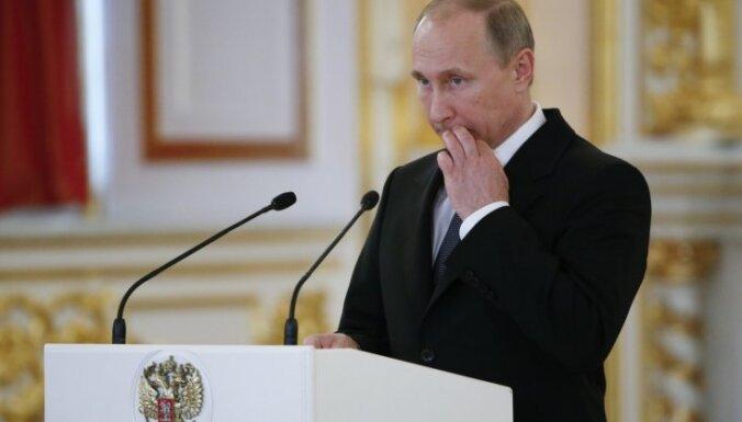 Kudors: Putins negrib reālu karu ar NATO, bet vēlas uzturēt spriedzi