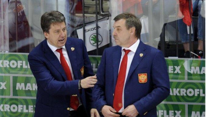 """""""Советский спорт"""": Знарок и Витолиньш могут стать тренерами ЦСКА"""