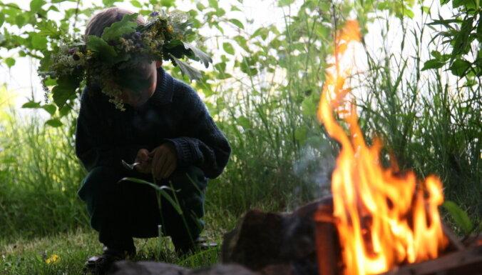 No sentēvu pūralādes: Kā senie latvieši pērkonu un zibeni baidīja
