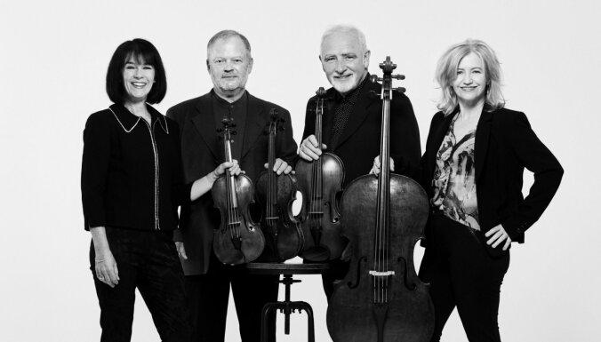 'Lielajā dzintarā' koncertsēriju 'Personīgi' atklās ar slaveno Brodska kvartetu