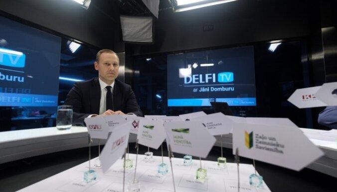 'Tikt pie siles' – 'soctīkli uzsprāgst' pēc Gobzema sarunas ar Domburu