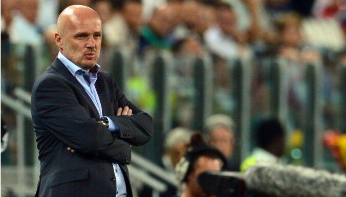 Сборная Сан-Марино забила впервые за пять лет, тренер чехов ушел в отставку