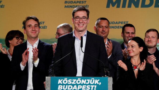 Удар по партии Орбана: на выборах мэра Будапешта победил оппозиционер