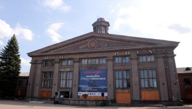 В здании бывшего аэропорта Риги открыт Музей авиации