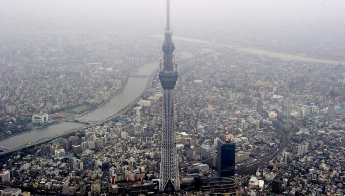 Septiņi pasaulē augstākie torņi ar skatu platformām