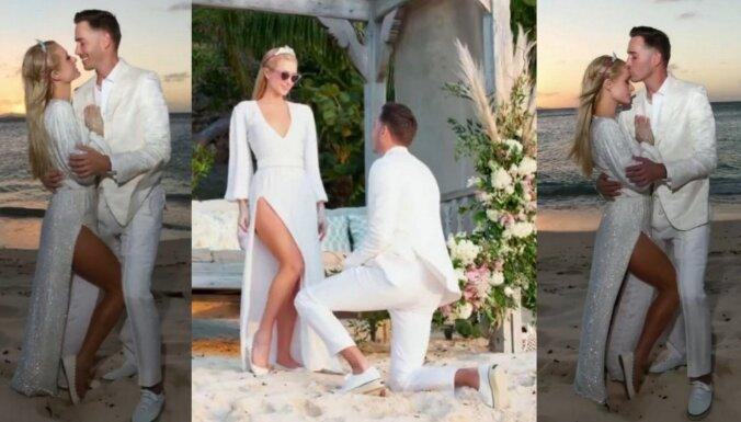 ФОТО: Пэрис Хилтон объявила о своей помолвке