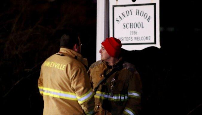 """Оружие стрелка из школы """"Сэнди Хук"""" принадлежало его матери"""