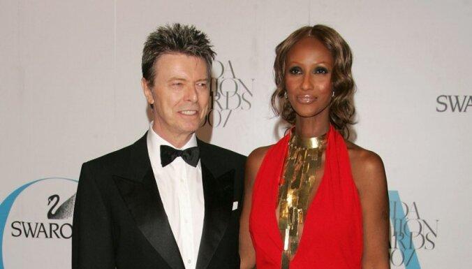 ФОТО: Дэвида Боуи и Иман признали самой модной парой в мире