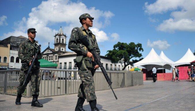 """Печальный """"рекорд"""" в Сан-Паулу: за 14 дней убиты 140 человек"""