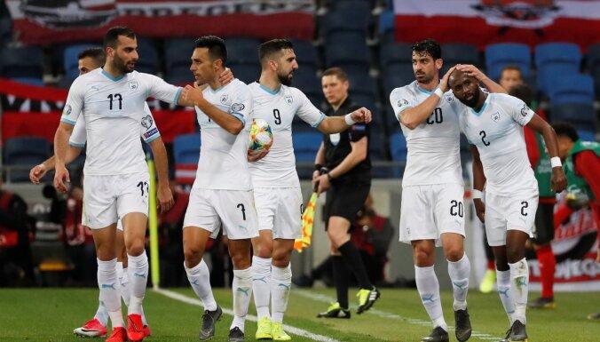 Izraēlas izlases treneris: Rīgā varam piedzīvot stulbu zaudējumu, ja nespēlēsim uz 'pilnu klapi'