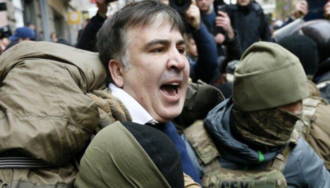 Саакашвили в киевском СИЗО объявил бессрочную голодовку