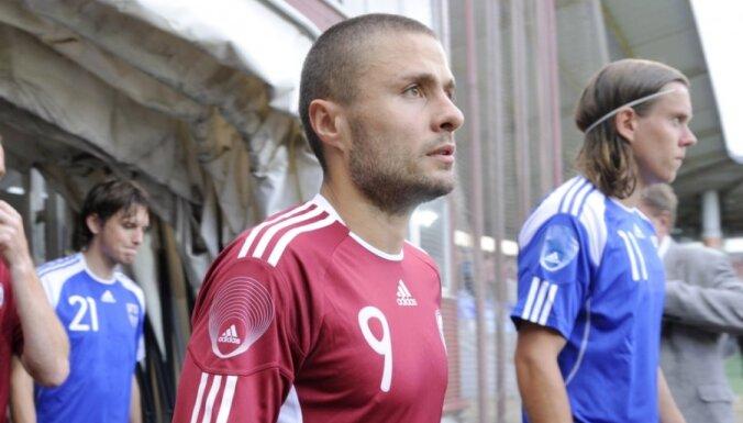 Марис Верпаковскис в субботу завершит карьеру футболиста