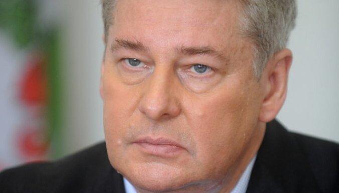 Mūžībā aizgājis Liepājas Universitātes rektors Rimšāns