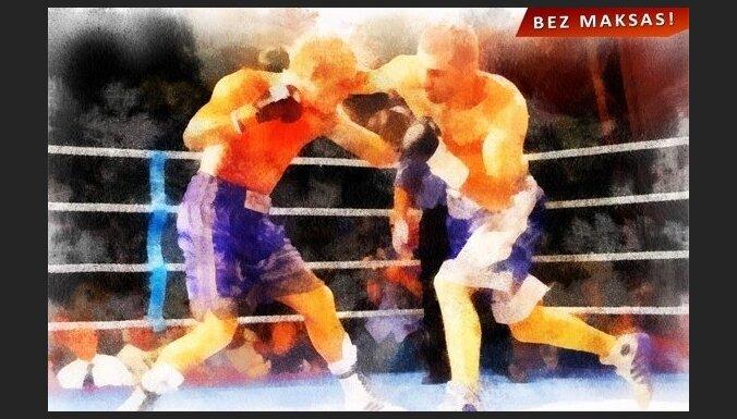 В Риге проходит старейший в Европе турнир по боксу